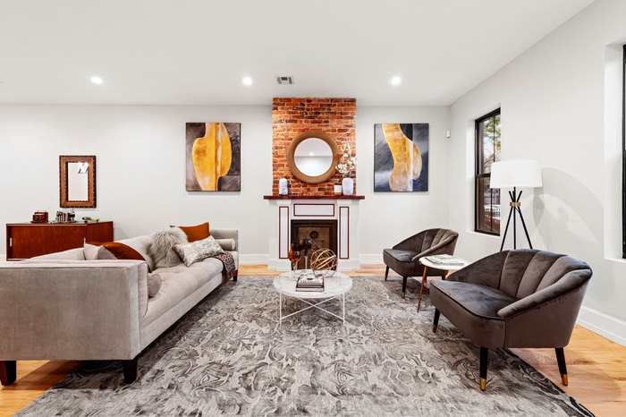 Special Bushwick Gem with Elegant Finishes!